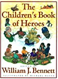img - for The Children's Book of Heroes book / textbook / text book