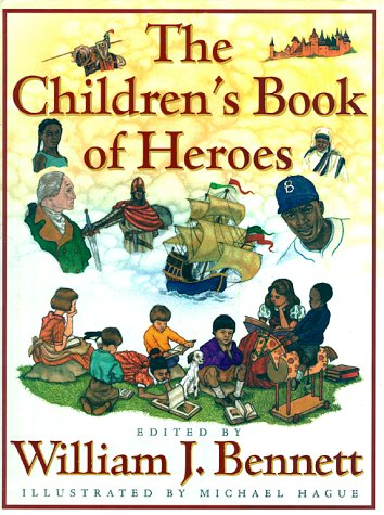 The Children'S Book Of Heroes front-1012324