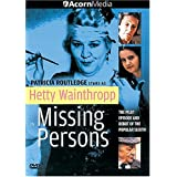 Missing Personsby Patricia Routledge