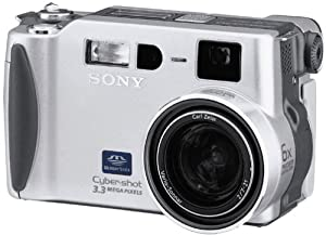 Sony DSC-S70 Cyber-shot 3.2MP Digital Camera with 3x Optical Zoom