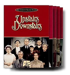 Upstairs, Downstairs - The Complete Second Season