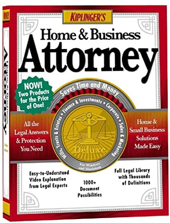 Home and Business Attorney