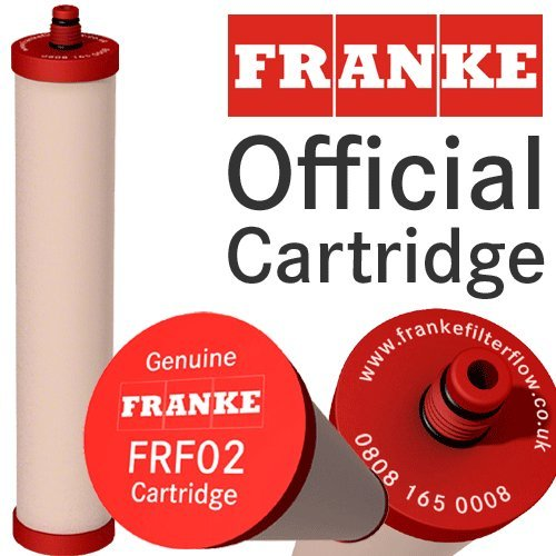 Franke Triflow FRF02 Water Filter Cartridge