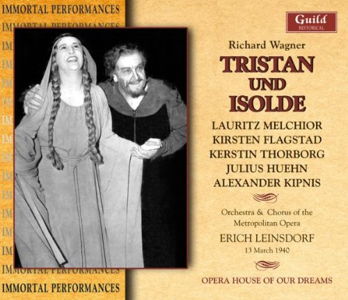 Wagner: Tristan & Isolde [United Kingdom] (Wagner Leinsdorf compare prices)