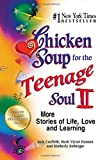 Jack Canfield Chicken Soup for the Teenage Soul II: More Stories of Life, Love and Learning