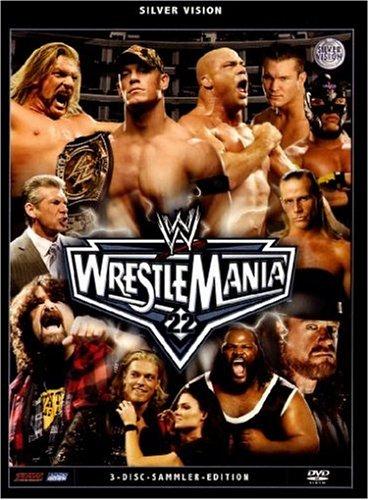 WWE - Wrestlemania 22 (3 DVDs)