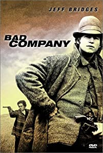Bad Company [DVD] [1972] [Region 1] [US Import] [NTSC]