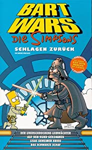 Die Simpsons - Bart Wars [VHS]