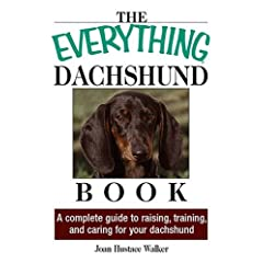Everything Dachshund Book