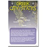 Greek City-States, Classroom Poster