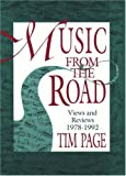 Music from the Road: Views and Reviews 1978-1992 (0195073150) by Page, Tim
