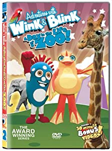 Adventures with Wink & Blink: A Day in the Life of a Zoo!