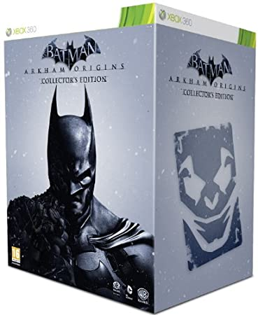 Batman: Arkham Origins Collector's Edition (Xbox 360)