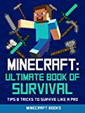 Minecraft: Ultimate Guide to Survival: Master the Art of Survival in Minecraft