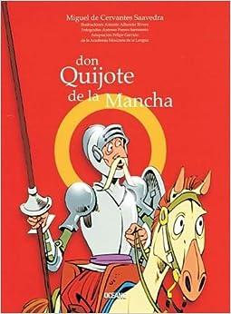 Don Quijote de la Mancha para ninos (Y Ahora Los Ninos) (Spanish