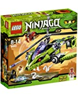 LEGO Ninjago 9443 - Elicottero a sonagli
