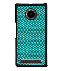 Colourful Pattern 2D Hard Polycarbonate Designer Back Case Cover for YU Yuphoria :: YU Yuphoria YU5010