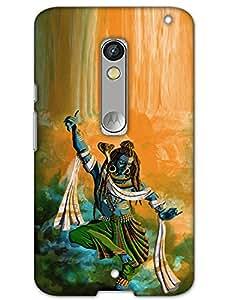 MobileGabbar Motorola Moto X Style Back Cover Designer Hard Case