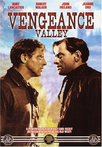 Vengeance Valley with Burt Lancaster and Robert Walker