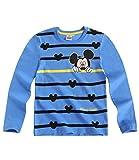 Disney Mickey Boys Long Sleeve T-Shirt 2015 Collection - blue
