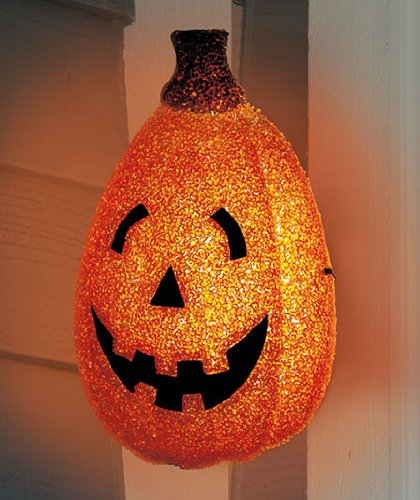 Halloween Pumpkin Porch Light Cover Home Decoration front-994196