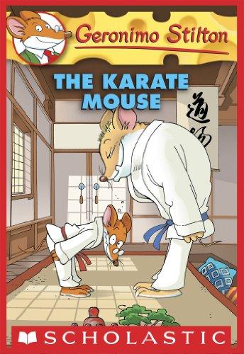 Download Geronimo Stilton #40: Karate Mouse