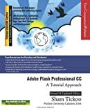 img - for Adobe Flash Professional CC: A Tutorial Approach book / textbook / text book