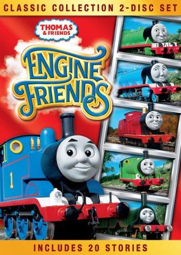 Thomas & Friends: Engine Friends 2-Disc Set