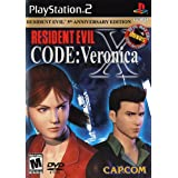 Resident Evil: Code Veronica X - PlayStation 2