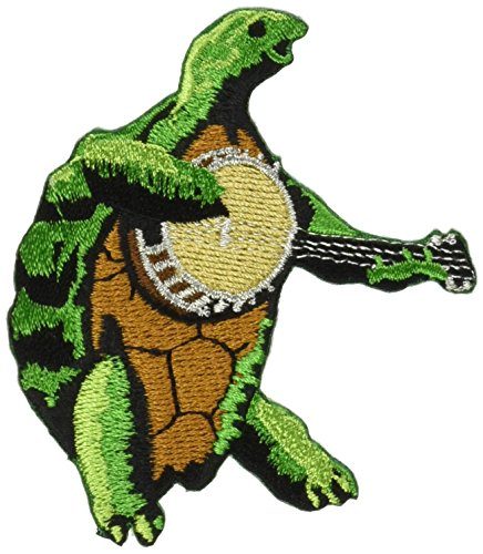 Application Grateful Dead Terrapin Banjo Patch