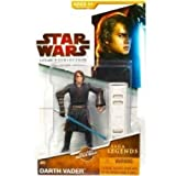 Star Wars 2009 Saga Legends Action Figure SL No. 2 Anakin Skywalker (Darth Vader)