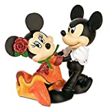 Disney Showcase - Dancing With The Mouse - Tango - Mickey & Minnie Figurine