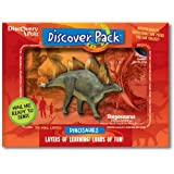 Dinosaur Discover Pack, Stegosaurus ~ Discovery Post