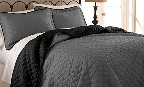 Black Queen Bedroom Set 5342 front