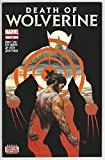 Death of Wolverine #1 Retailer Incentive Mortal Variant 2014 High Grade & Ships in Mylite 2 Thick Storage Bags.