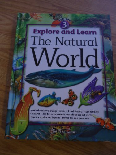 Explore and Learn THE NATURAL WORLD Volume 3 - Southwestern - 1