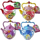 Disney Pretend Play House Tea Party Set (Minnie, Tangled, Cinderella, Belle, Snow White)