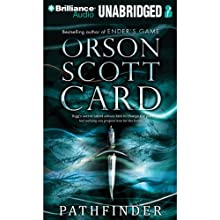 Pathfinder: Book 1 (       UNABRIDGED) by Orson Scott Card Narrated by Stefan Rudnicki, Kirby Heyborne, Don Leslie, Kristoffer Tabori, Scott Brick