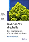 Invariances d'�chelle : Des changements d'�tats � la turbulence