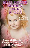 img - for Mail Order Brides: Angel Wings: Five Christian Western Romances book / textbook / text book