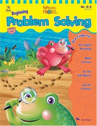 Funtastic Frog Activity Book