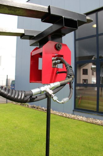 Hydraulischer-Erdbohrer-Es-wird-keine-Lecklleitung-bentigt-Betriebsdruck-max-285-bar-Rechtslauf-oder-Linkslauf-Erdloch-Bohren-Bohrung-Erdbohrung