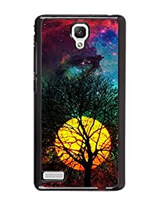 Aart Designer Luxurious Back Covers for Redmi Note/ Note 4G by Aart Store.