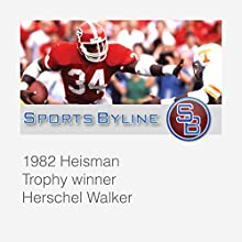 College Football Hall of Famers: Herschel Walker Interview  by Ron Barr Narrated by Ron Barr, Herschel Walker