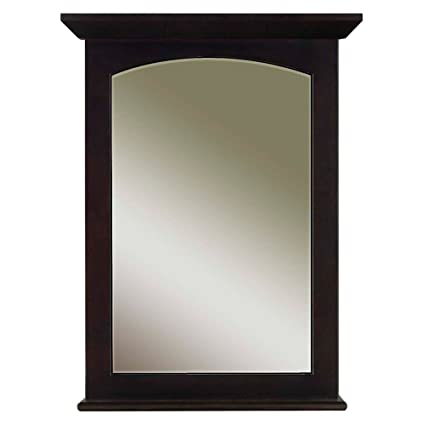 Water Creation MANHATTAN-M-2130 Manhattan Collection Matching Mirror for Manhattan24 Bathroom Vanity