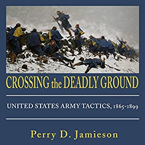 Crossing the Deadly Ground Audiobook