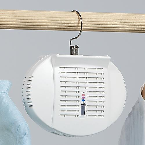 Cheapest Price! Eva-dry E-500 Renewable Wireless Mini Dehumidifer