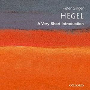 Hegel: A Very Short Introduction Audiobook