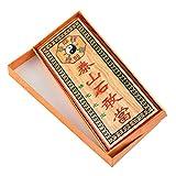 (イスイ)YISHUI風水置物 風水グッズ 八卦 木製 「泰山石敢當」 開運 お守り 護符 feng shui G7003 [並行輸入品]