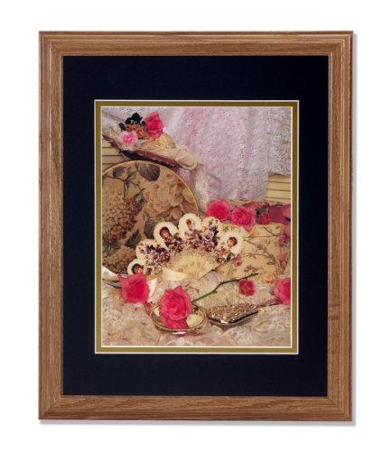 Oak Bedroom Vanity front-1074186